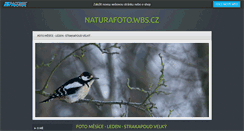Preview of naturafoto.wbs.cz